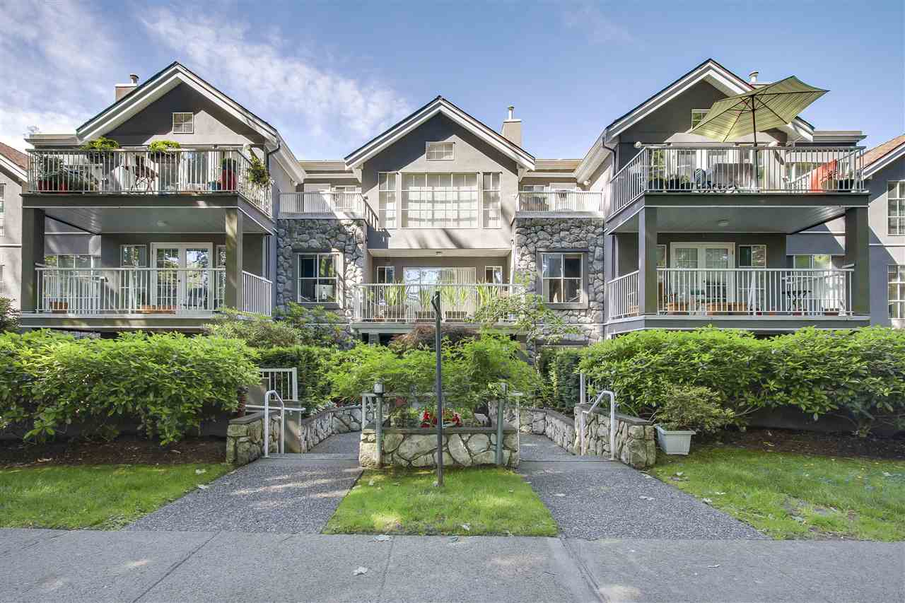 Main Photo: 207 655 W 13TH Avenue in Vancouver: Fairview VW Condo for sale (Vancouver West)  : MLS®# R2182289