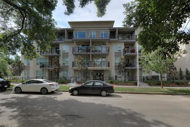 Main Photo: 407 9907 91 Avenue in Edmonton: Zone 15 Condo for sale : MLS(r) # E4071040