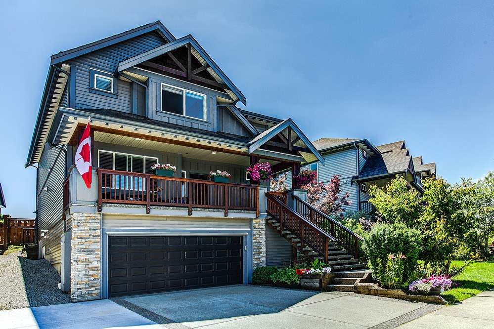Main Photo: 23026 GILBERT Drive in Maple Ridge: Silver Valley House for sale : MLS® # R2184378