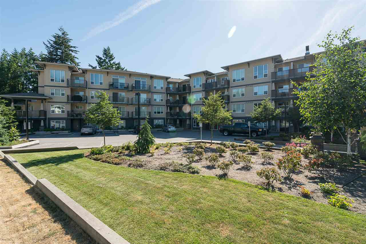 "Main Photo: 109 2565 CAMPBELL Avenue in Abbotsford: Central Abbotsford Condo for sale in ""Abacus Uptown"" : MLS® # R2184774"