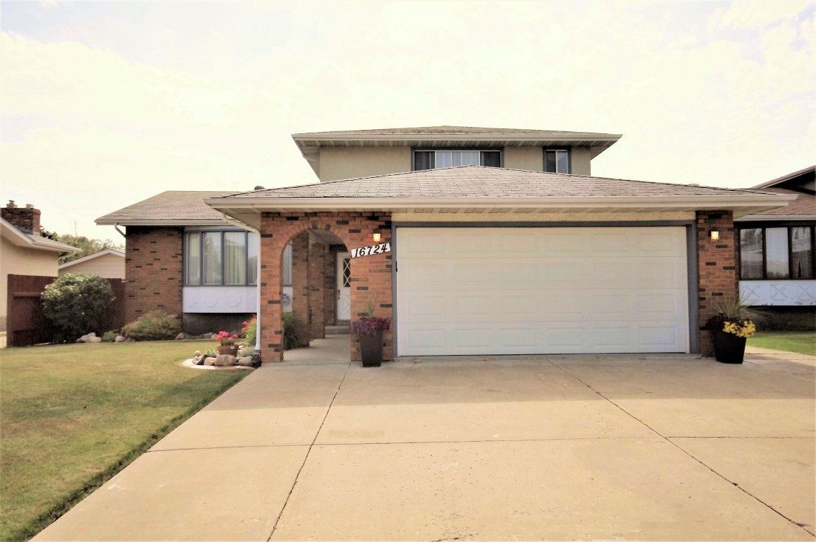 Main Photo: 16724 111 Street in Edmonton: Zone 27 House for sale : MLS(r) # E4073923
