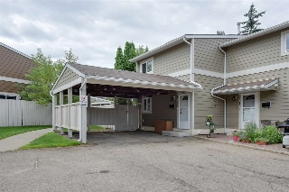 Main Photo: 7611 40 Avenue in Edmonton: Zone 29 Townhouse for sale : MLS(r) # E4074451