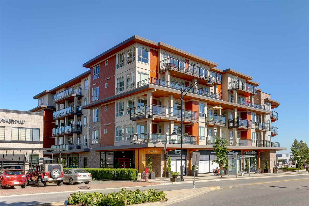 "Main Photo: 309 1420 JOHNSTON Road: White Rock Condo for sale in ""SALTAIRE"" (South Surrey White Rock)  : MLS®# R2192955"