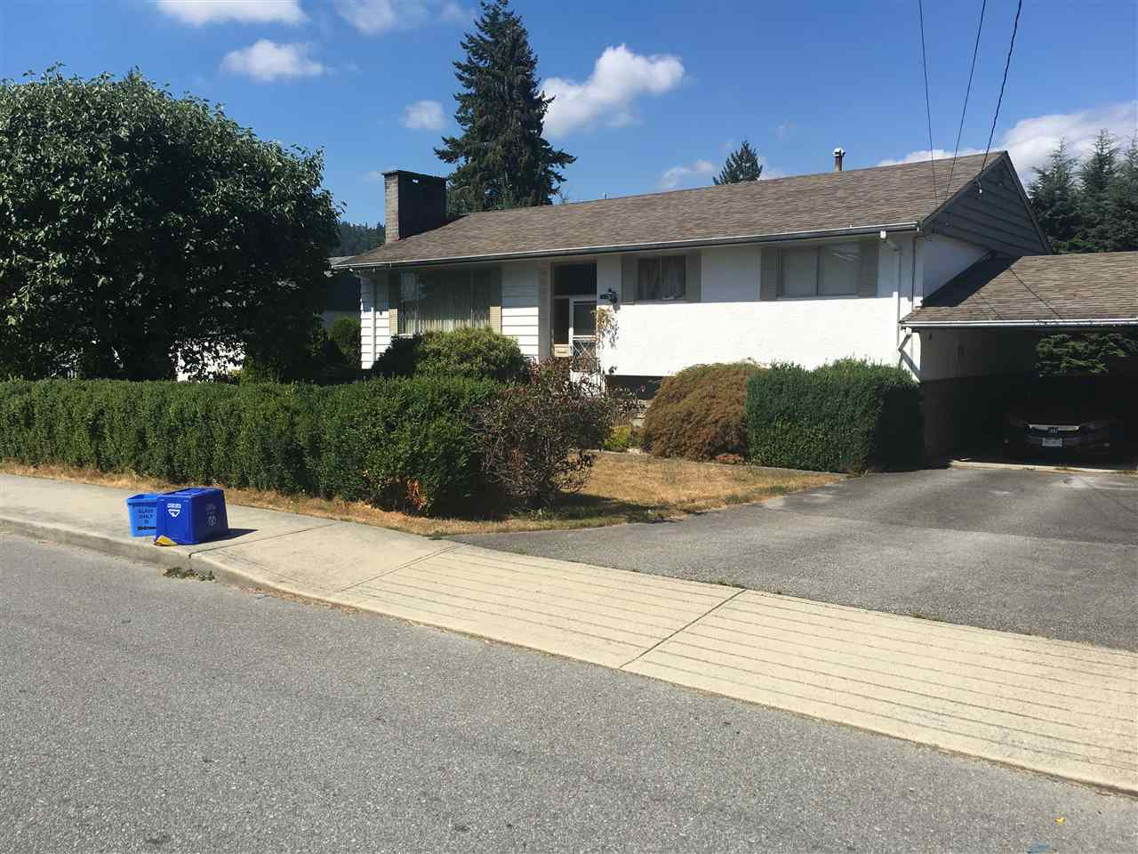 Main Photo: 711 MORRISON Avenue in Coquitlam: Coquitlam West House for sale : MLS® # R2199656