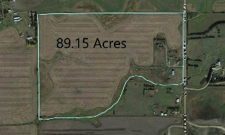 Main Photo: 51126 Rge Rd 240: Rural Leduc County Land (Commercial) for sale : MLS® # E4080816
