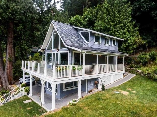 Main Photo: 1597 Mount Gardner Road in Bowen Island: Mount Gardner House for sale : MLS® # R2187574