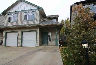 Main Photo: 3 30 LEVASSEUR Road: St. Albert House Half Duplex for sale : MLS® # E4085078