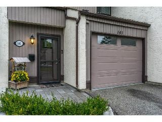 "Main Photo: 141 3455 WRIGHT Street in Abbotsford: Matsqui Townhouse for sale in ""Laburnum Mews"" : MLS® # R2215073"
