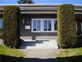 Main Photo: 325 E EIGHTH Avenue in New Westminster: The Heights NW House for sale : MLS® # R2227859