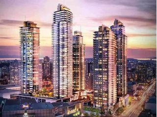 "Main Photo: 3010 4688 KINGSWAY in Burnaby: Metrotown Condo for sale in ""STATION SQUARE"" (Burnaby South)  : MLS® # R2230142"