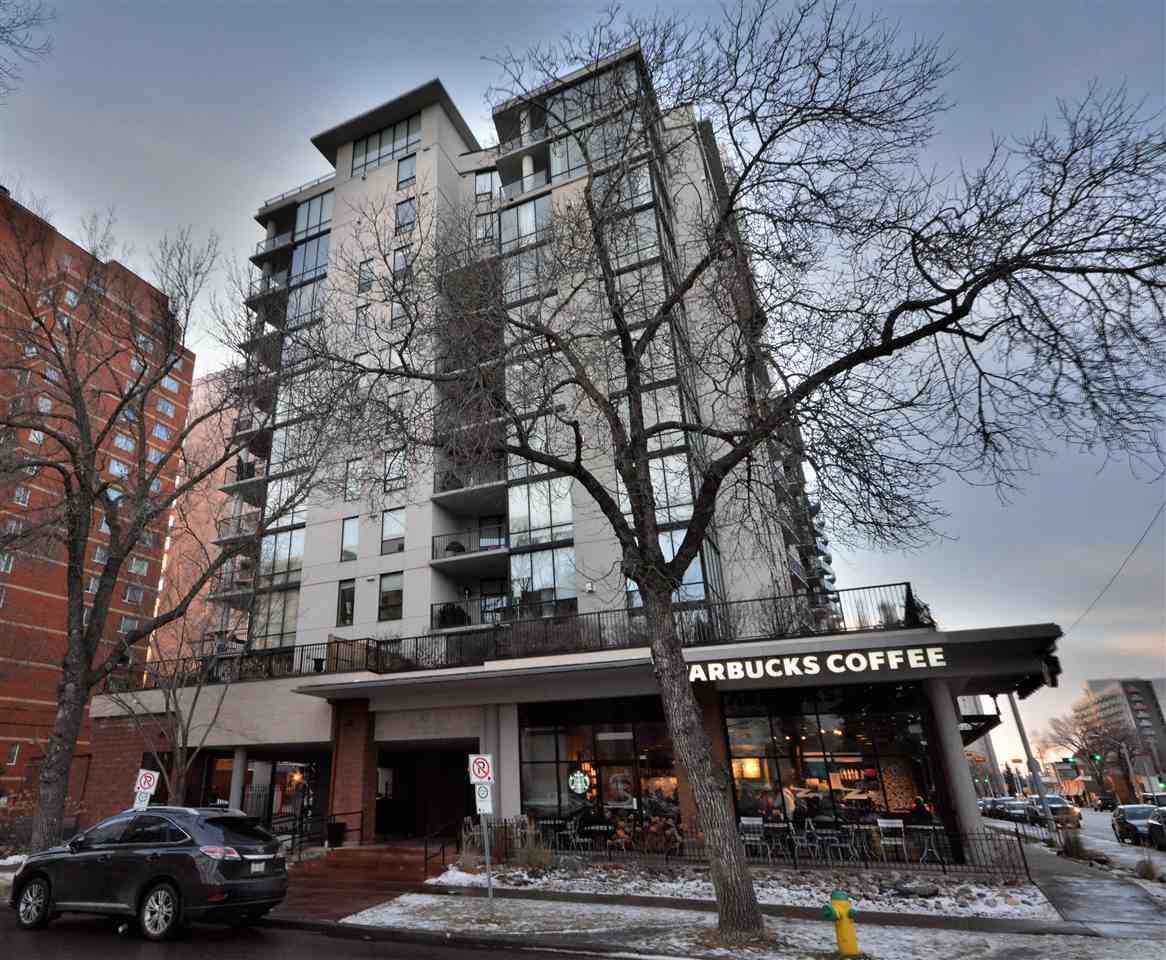 Main Photo: 704 10028 119 Street NW in Edmonton: Zone 12 Condo for sale : MLS® # E4092406