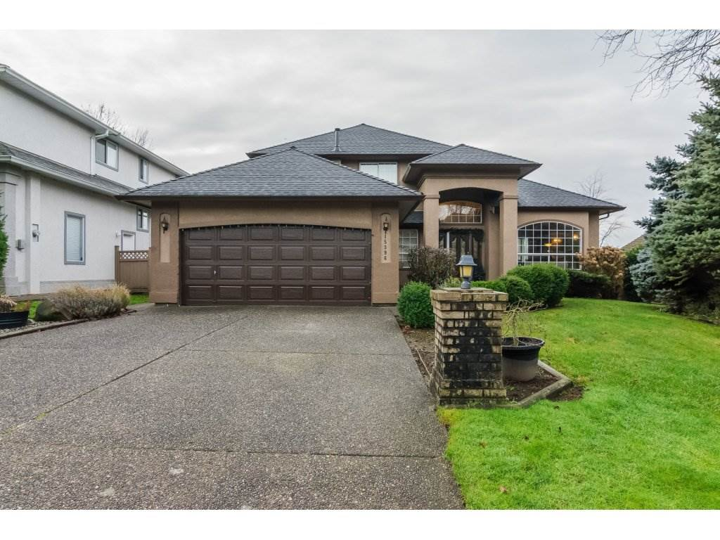 Main Photo: 15396 81 Avenue in Surrey: Fleetwood Tynehead House for sale : MLS® # R2231300
