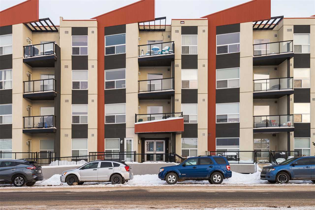 Main Photo: 208 10523 123 Street in Edmonton: Zone 07 Condo for sale : MLS® # E4096408