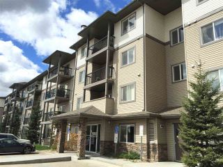 Main Photo: 122 1180 HYNDMAN Road in Edmonton: Zone 35 Condo for sale : MLS®# E4098096