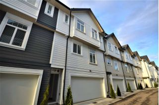 "Main Photo: 59 7665 209 Street in Langley: Willoughby Heights Townhouse for sale in ""Archstone-Yorkson"" : MLS®# R2260266"