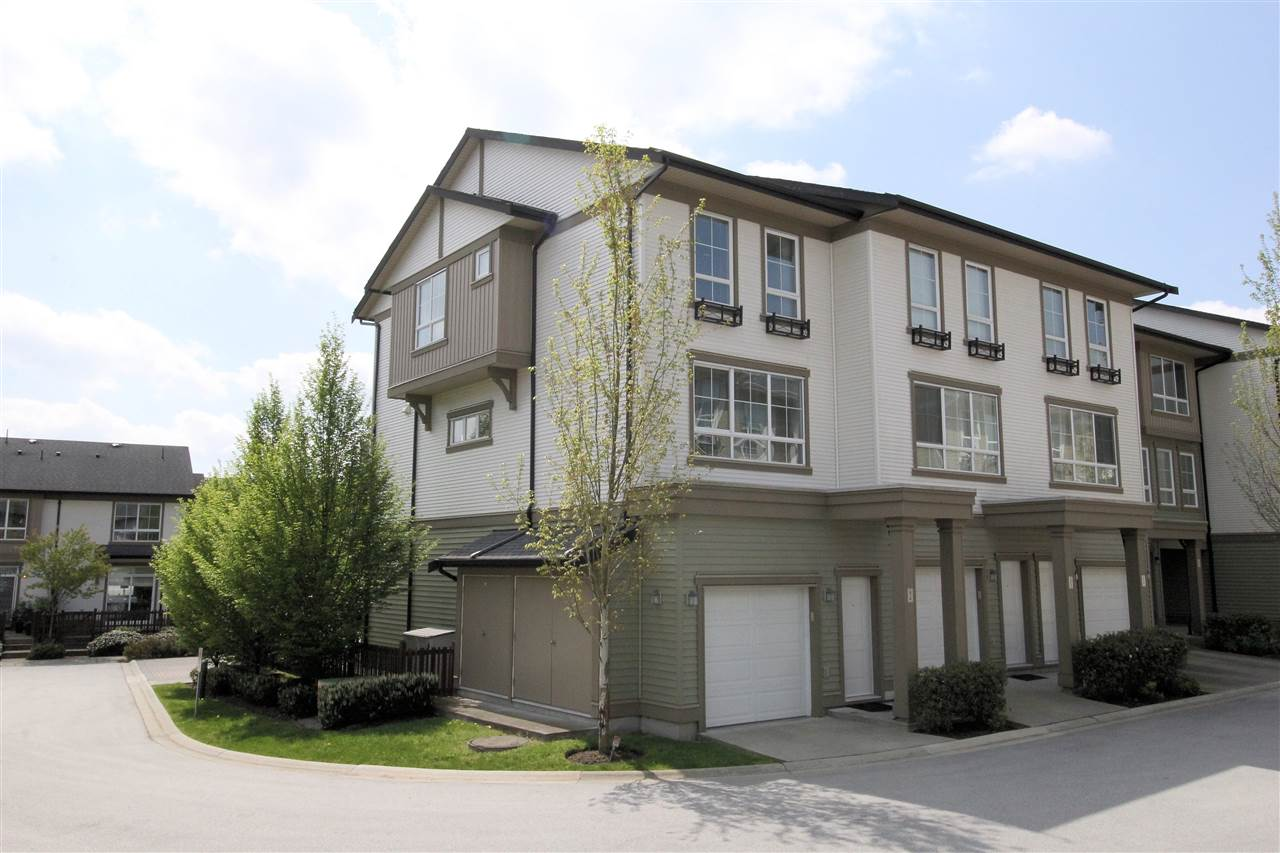 "Main Photo: 94 19505 68A Avenue in Surrey: Clayton Townhouse for sale in ""Clayton Rise"" (Cloverdale)  : MLS®# R2263959"