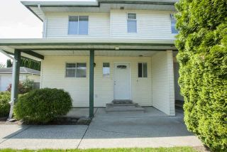 Main Photo: 1 9483 CORBOULD Street in Chilliwack: Chilliwack N Yale-Well Townhouse for sale : MLS®# R2268557