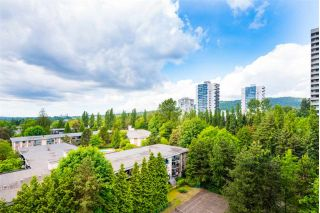 Main Photo: 1007 3970 CARRIGAN Court in Burnaby: Government Road Condo for sale (Burnaby North)  : MLS®# R2275657