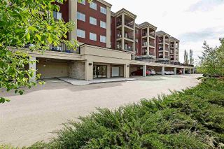 Main Photo: 311 500 Palisades Way: Sherwood Park Condo for sale : MLS®# E4115347