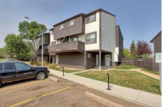 Main Photo: 1084 KNOTTWOOD Road E in Edmonton: Zone 29 Townhouse for sale : MLS®# E4123266