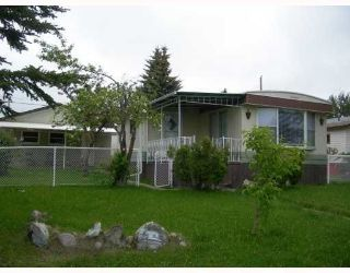 Main Photo: 5520 47 Avenue: Drayton Valley Manufactured Home for sale : MLS®# E4123809