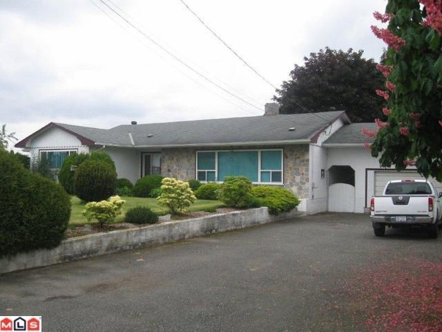 "Main Photo: 838 GLADWIN Road in Abbotsford: Poplar House for sale in ""POPLAR"" : MLS® # F1115123"