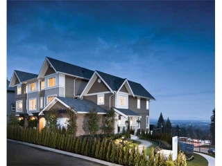 Main Photo: 54 1295 Soball Street in Coquitlam: Burke Mountain Townhouse for sale