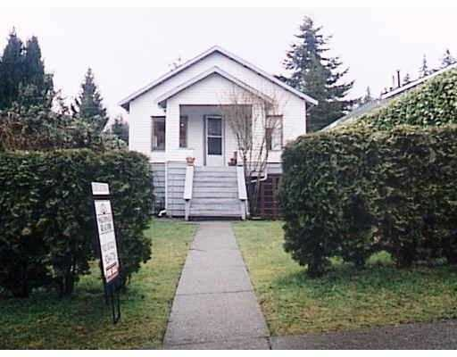 Main Photo: 350 E 22ND ST in North Vancouver: Central Lonsdale House for sale : MLS® # V538403
