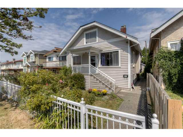 Main Photo: 791 E 18 Street in Vancouver: Fraserview VE House for sale (Vancouver East)  : MLS® # V1022375