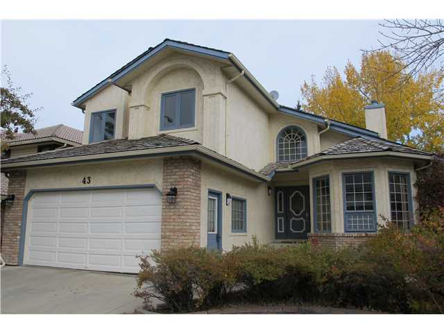 Main Photo: 43 HAWKSIDE Close in CALGARY: Hawkwood Residential Detached Single Family for sale (Calgary)  : MLS® # C3588790