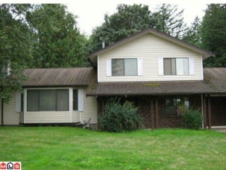Main Photo: 16528  24TH AV in Surrey: Grandview Surrey House for sale (South Surrey White Rock)  : MLS® # F1103140