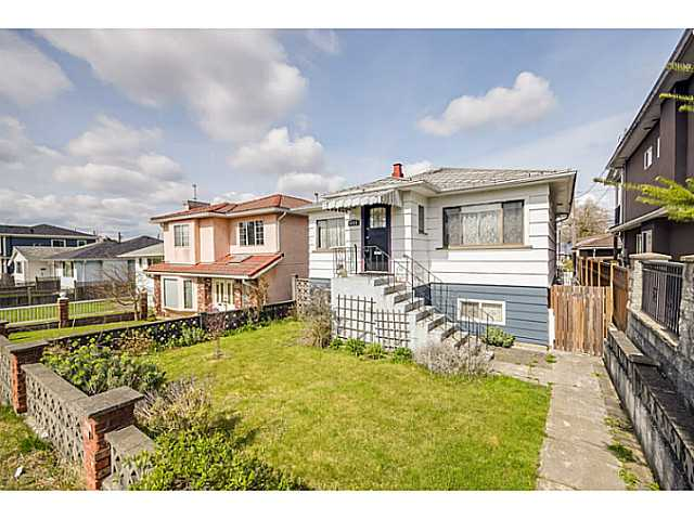 Main Photo: 3191 E 29TH Avenue in Vancouver: Renfrew Heights House for sale (Vancouver East)  : MLS® # V1056030