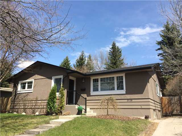 Main Photo: 3116 10 Street NW in CALGARY: Cambrian Heights Residential Detached Single Family for sale (Calgary)  : MLS® # C3614410