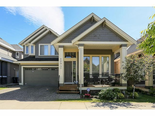 Main Photo: 12940 58B Avenue in Surrey: Panorama Ridge House for sale : MLS® # F1414063