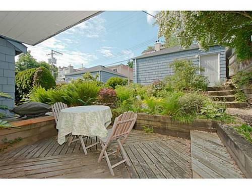 Photo 10: 2567 5TH Ave W in Vancouver West: Kitsilano Home for sale ()  : MLS® # V1013166