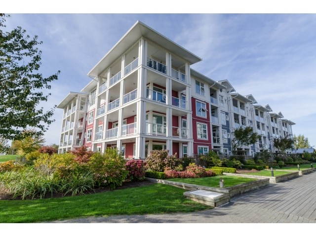 "Main Photo: 319 4500 WESTWATER Drive in Richmond: Steveston South Condo for sale in ""COPPER SKY WEST"" : MLS®# R2006527"