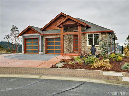 Main Photo: 2027 Hedgestone Lane in VICTORIA: La Bear Mountain Single Family Detached for sale (Langford)  : MLS® # 358798