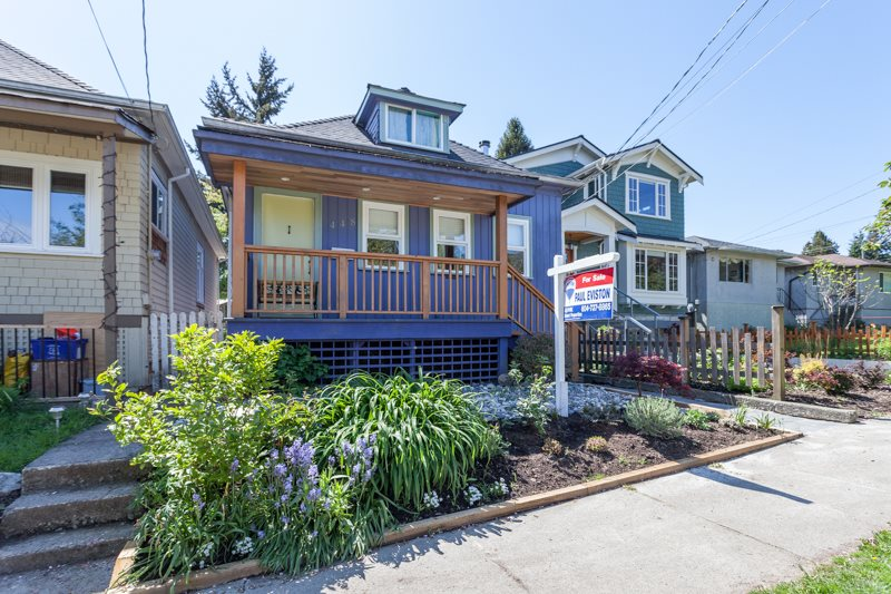 Main Photo: 448 E 28TH Avenue in Vancouver: Fraser VE House for sale (Vancouver East)  : MLS® # R2060580