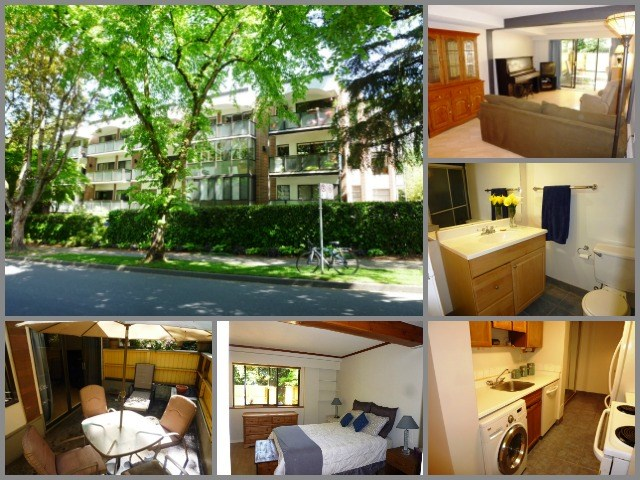 "Main Photo: 106 1535 NELSON Street in Vancouver: West End VW Condo for sale in ""THE ADMIRAL"" (Vancouver West)  : MLS® # R2065281"