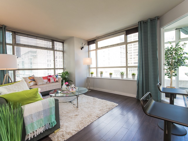 Photo 12: 602 438 SEYMOUR Street in Vancouver: Downtown VW Condo for sale (Vancouver West)  : MLS® # R2092388