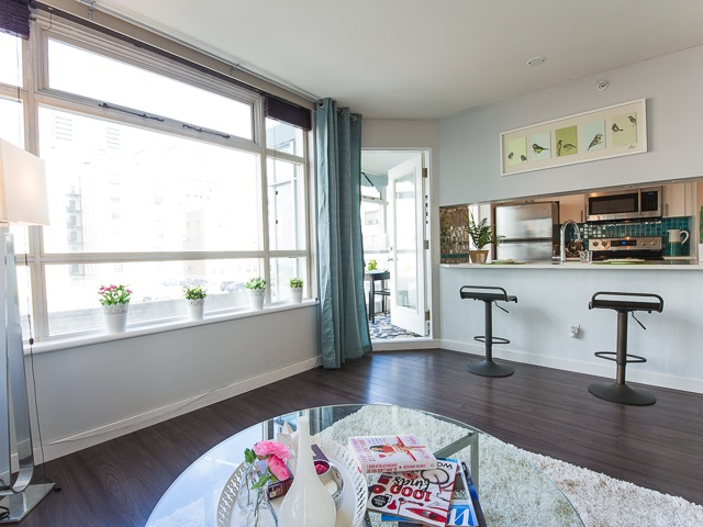 Photo 11: 602 438 SEYMOUR Street in Vancouver: Downtown VW Condo for sale (Vancouver West)  : MLS® # R2092388