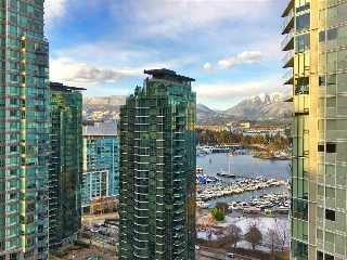 "Main Photo: 2102 1238 MELVILLE Street in Vancouver: Coal Harbour Condo for sale in ""POINT CLAIRE"" (Vancouver West)  : MLS® # R2144697"