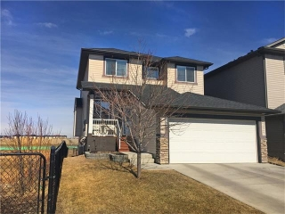 Main Photo: 664 LUXSTONE Landing SW: Airdrie House for sale : MLS® # C4106944