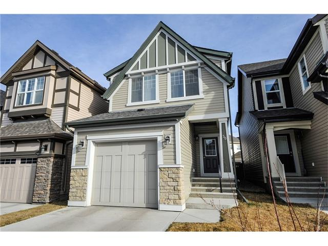 Main Photo: 30 CHAPARRAL VALLEY Common SE in Calgary: Chaparral House for sale : MLS® # C4109251