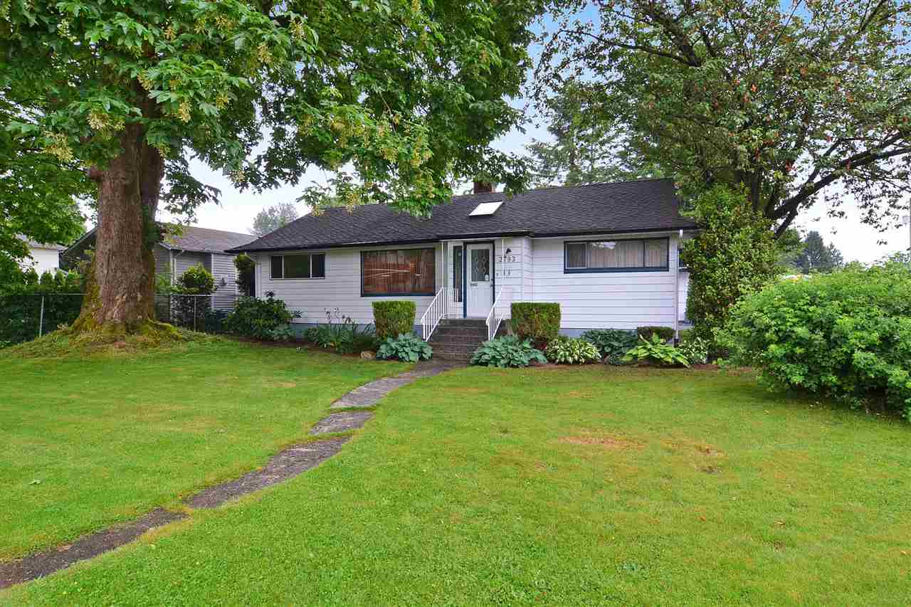 Main Photo: 2793 MCCALLUM Road in Abbotsford: Central Abbotsford House for sale : MLS(r) # R2154436