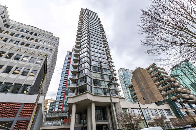 "Main Photo: 2303 1228 W HASTINGS Street in Vancouver: Coal Harbour Condo for sale in ""THE PALLADIO"" (Vancouver West)  : MLS® # R2159180"