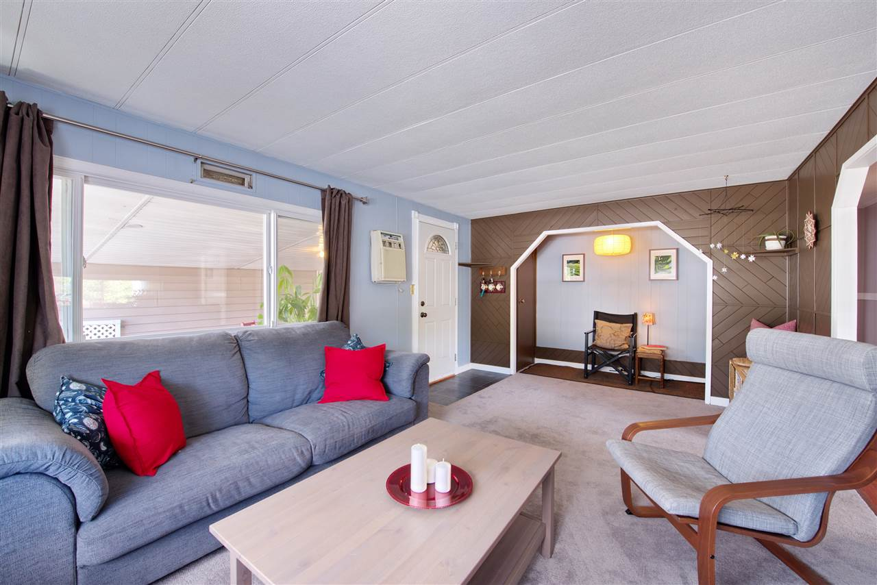 Main Photo: 274 201 CAYER Street in Coquitlam: Maillardville Manufactured Home for sale : MLS® # R2163814