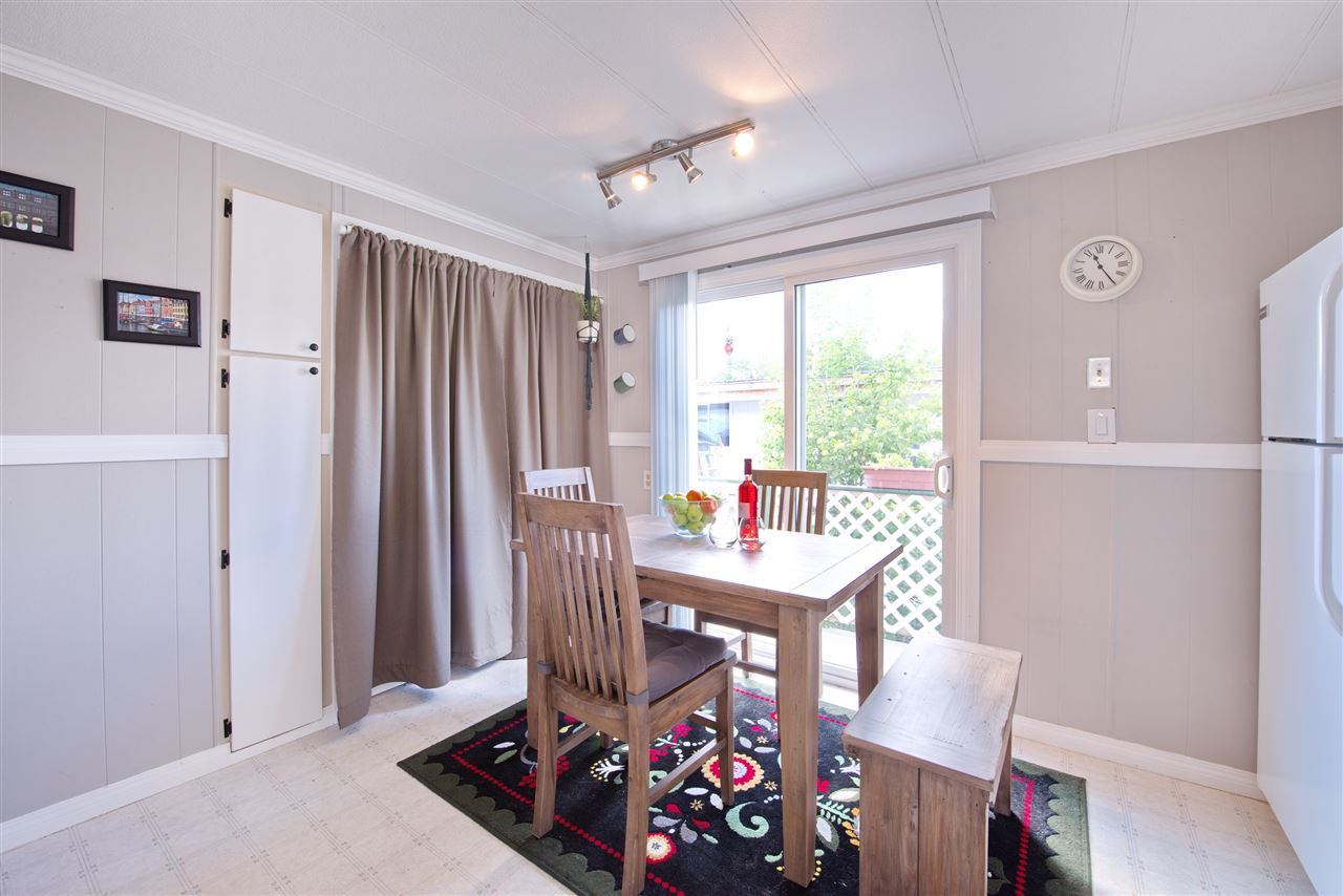 Photo 4: 274 201 CAYER Street in Coquitlam: Maillardville Manufactured Home for sale : MLS® # R2163814