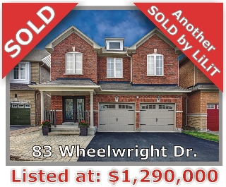 Main Photo: 83 Wheelright Dr in Richmond Hill: Oak Ridges Lake Wilcox Freehold for sale