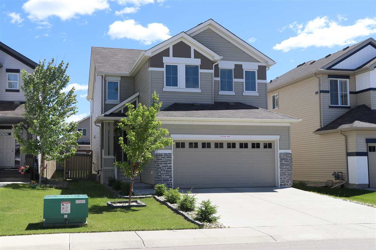 Main Photo: 1739 60 Street in Edmonton: Zone 53 House for sale : MLS(r) # E4070456